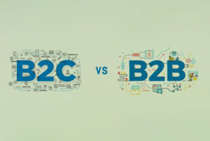 differences between b2b and b2c digital marketing