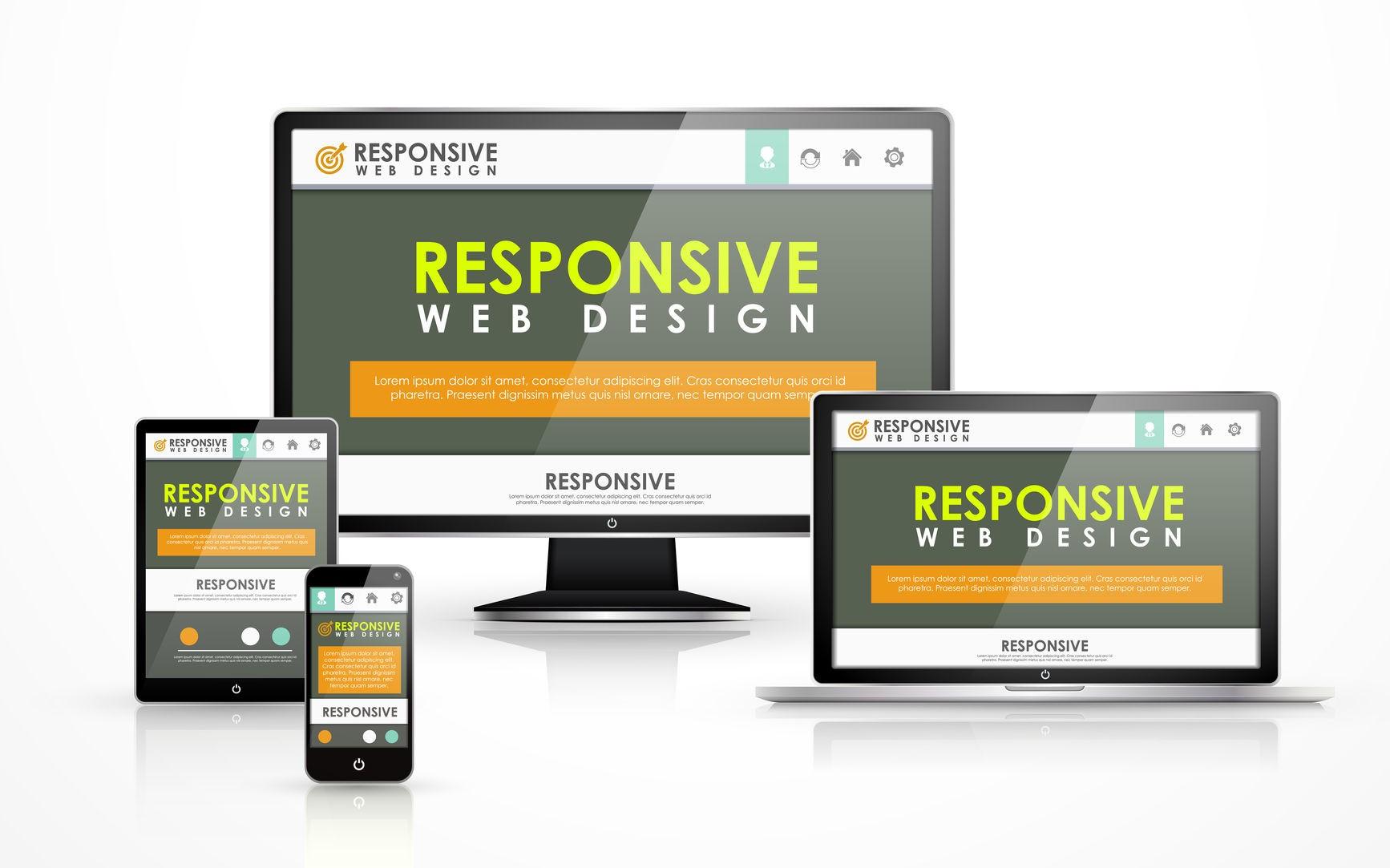 طراحی ریسپانسیو (Responsive Design) چیست؟