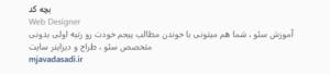 bio in instagram