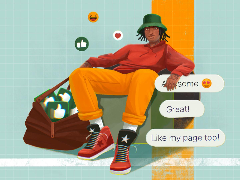 ۶ ترفند برای فعالیت خلاقانه و مفید در شبکه های اجتماعی